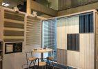QMD en Construmat 2015 cortina